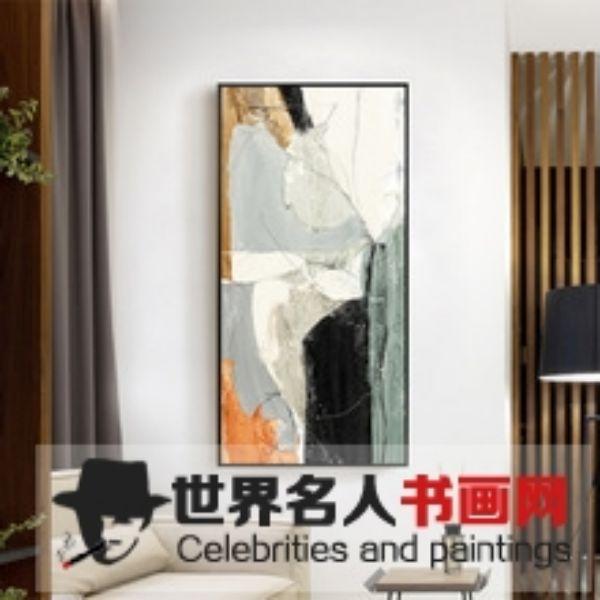 客厅装饰画,油画
