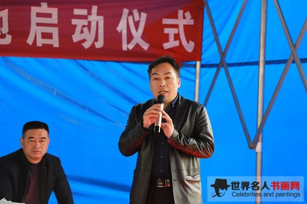 长安区引镇街办党委副书记赵峰