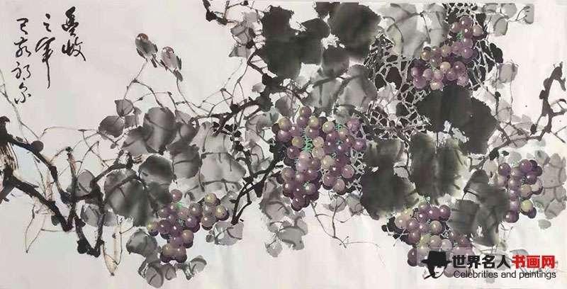画家耶尔|华夏写竹圣手作品赏析